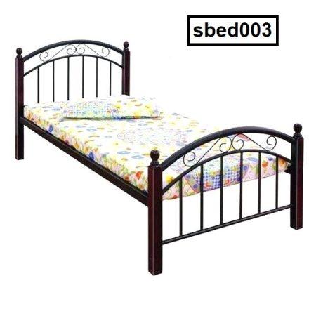 Single Steel Bed (003)