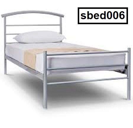 Single Steel Bed (006)