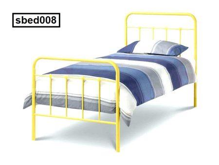 Single Steel Bed (008)
