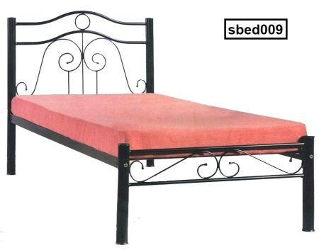 Single Steel Bed (009)