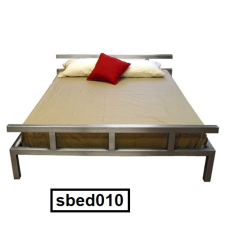 Single Steel Bed (010)