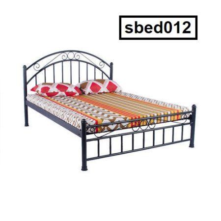 Single Steel Bed (012)