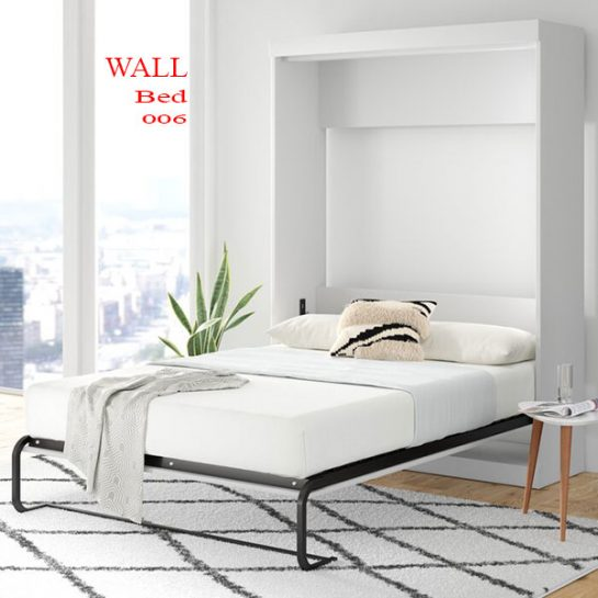wall mounted bed