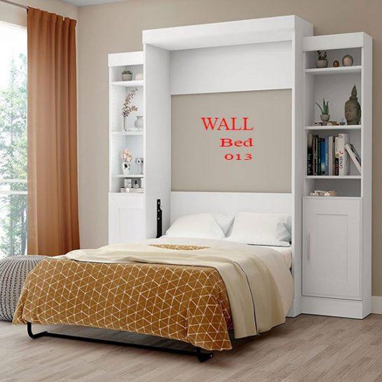 hidden murphy wall bed