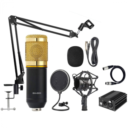 BM800 Condenser Microphone Combo Offer