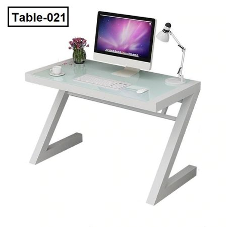 Z Shaped Smart PC Table (T021)