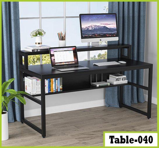 Computer-Desk-with-Bookshelf
