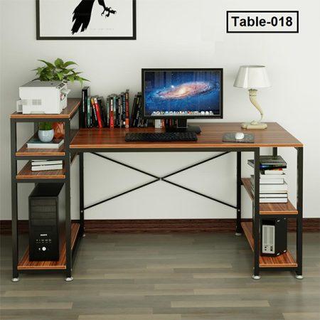 Computer-Desk-with-Storage-Shelf-Writing-Desk-Printer-Stand-Work-Station-PC-Laptop-Gaming