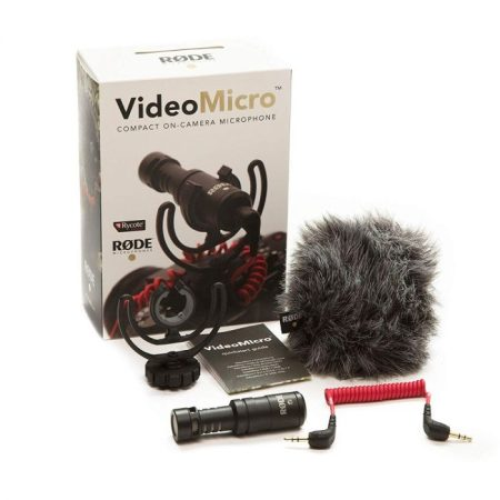 Rode VideoMicro Compact Microphone