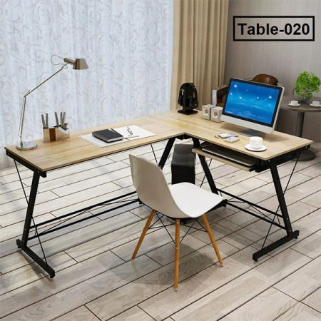 Gaming Computer Table L Shaped