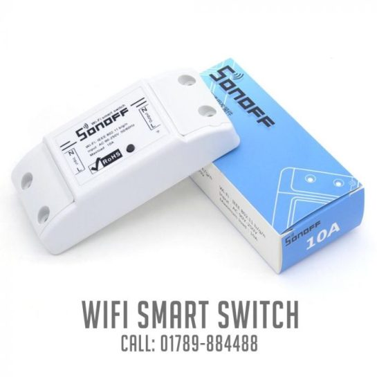 WiFi Switch To Schedule