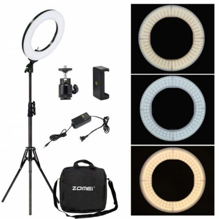 Zomei Premium LED Ring Light