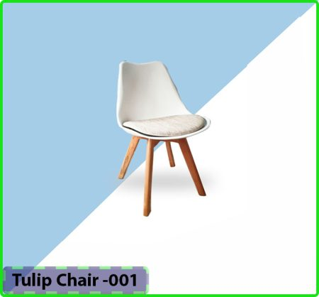 Tulip Chair White