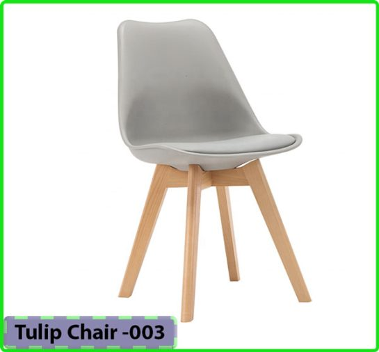 Tulip Chair Gray