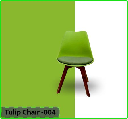 Tulip Chair Green
