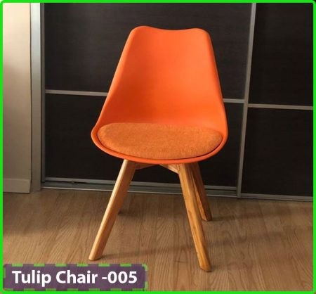 Tulip Chair Orange