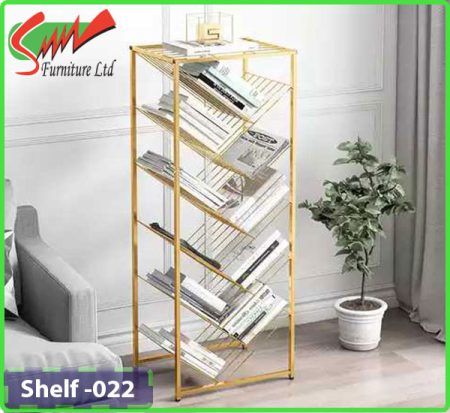 New Steel Bookshelf