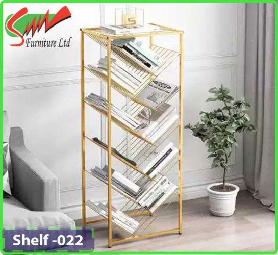 New Steel Bookshelf