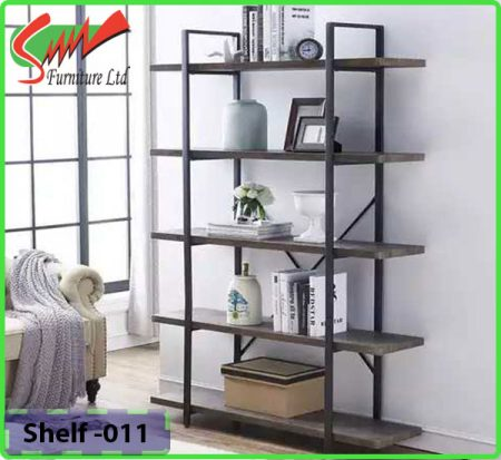 Heavy Duty Steel Shelf