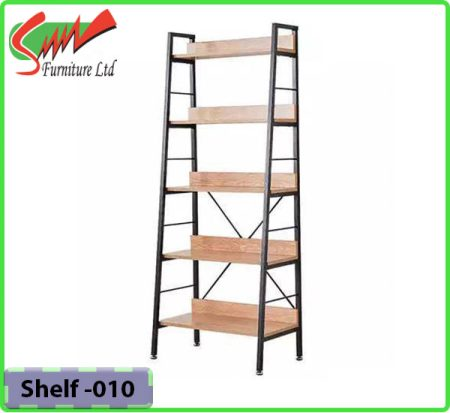 Iron-Multilayer-Bookshelf