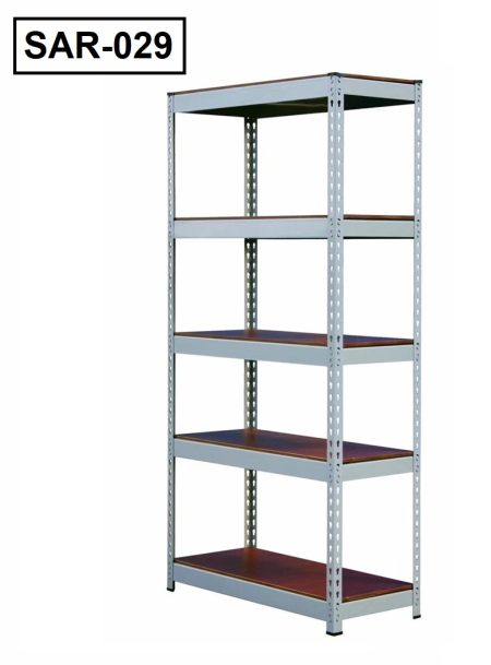 Steel Industrial Slotted Angle Racks
