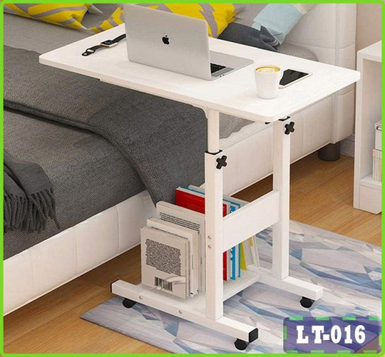 Height Adjustable Laptop Table For Home
