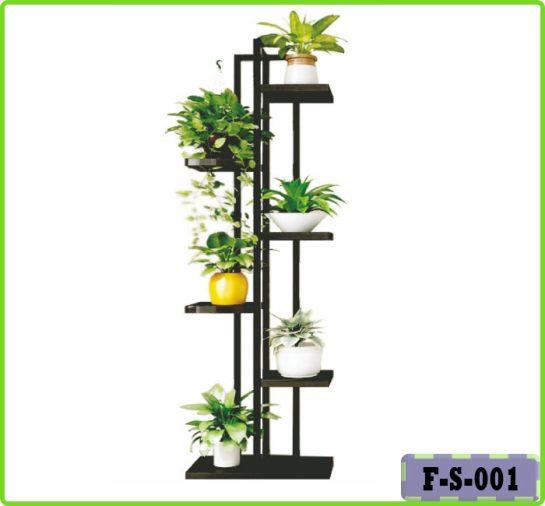 6 Tier Small Indoor Flower Stand
