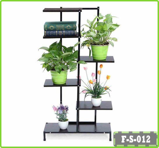 6 Tier Flower Racks For Indoor Outdoor