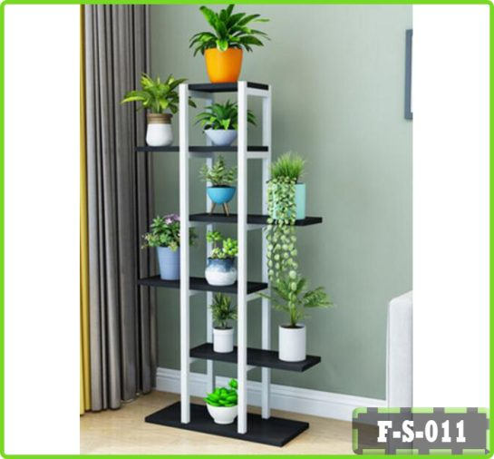 6 Tier Flower Racks For Living Room Balcony And Indoor Outdoor