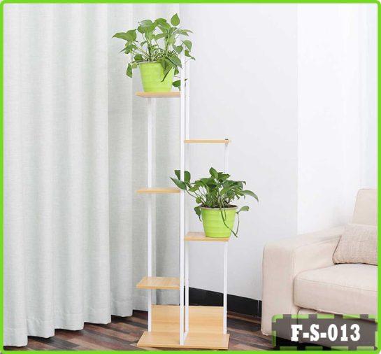 6 Tier Outdoor Indoor Flower Racks For Display Stand