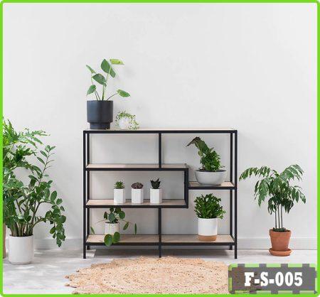 Milton 5 Shelf Plant Stand