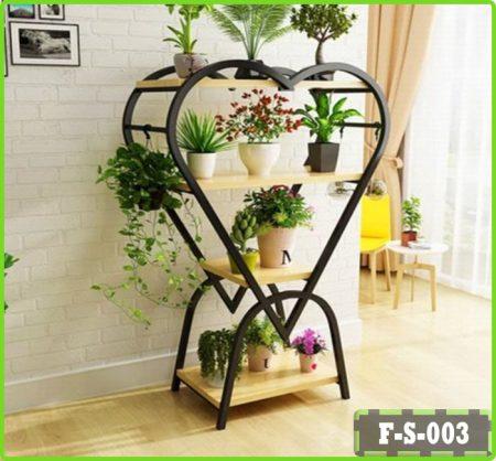 4 Tier Indoor Flower Stand