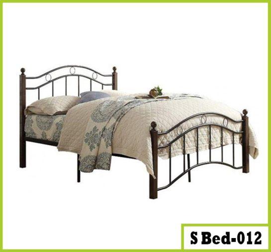 Modern Steel Bed