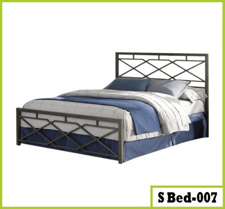 New Design Steel Bed