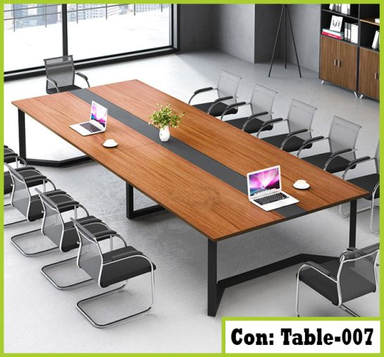 Simple Modern Conference Table