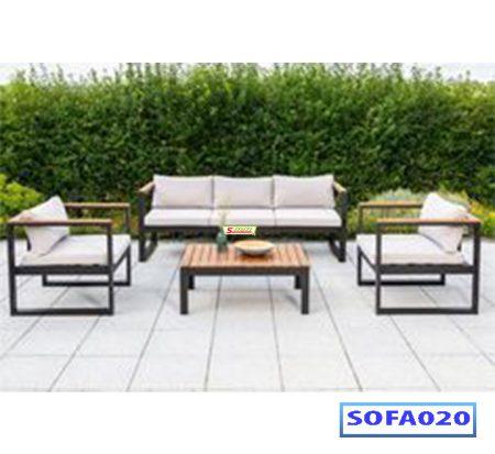 Steel Sofa
